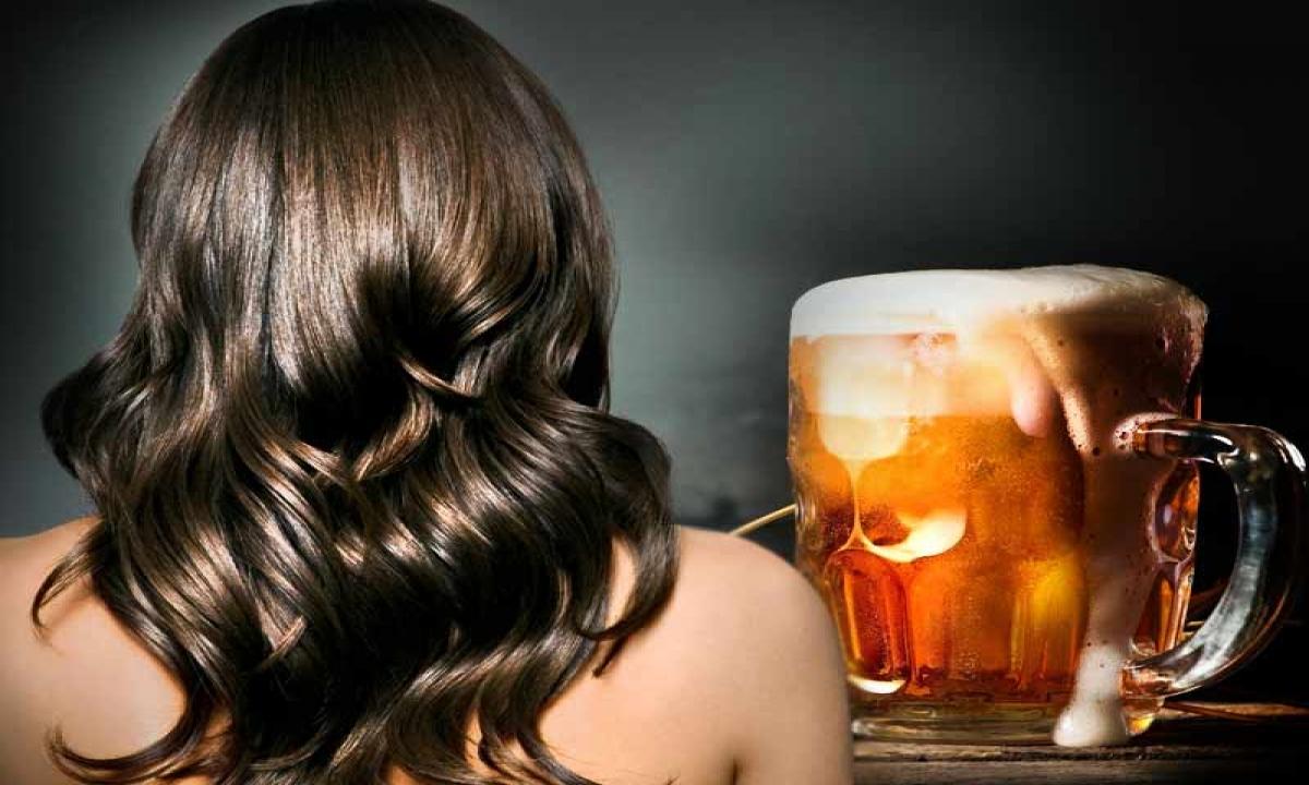 Beer Healthy Hair Beauty Tips-బీర్తో ఇలా చేస్తే.. అందమైన, మెరిసే జుట్టు మీ సొంతం-Telugu Health - తెలుగు హెల్త్ టిప్స్ ,చిట్కాలు-Telugu Tollywood Photo Image-TeluguStop.com