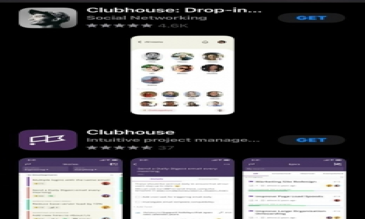 1.3mn Scraped Clubhouse User Records Posted Online: Report-TeluguStop.com