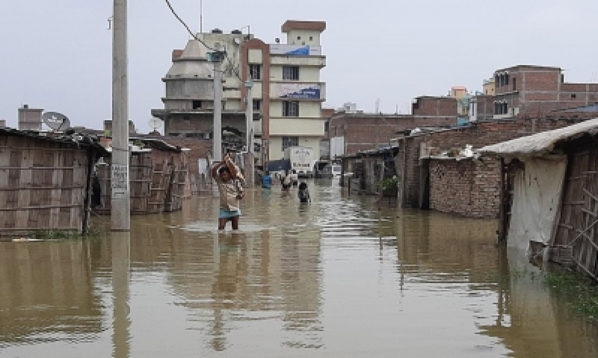 10 More States Witnessing Flooding During Last 3 Years: Govt-TeluguStop.com