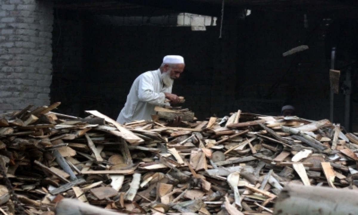 1,000 Tonnes Of Free Firewood For Crematoriums In Hyderabad-TeluguStop.com