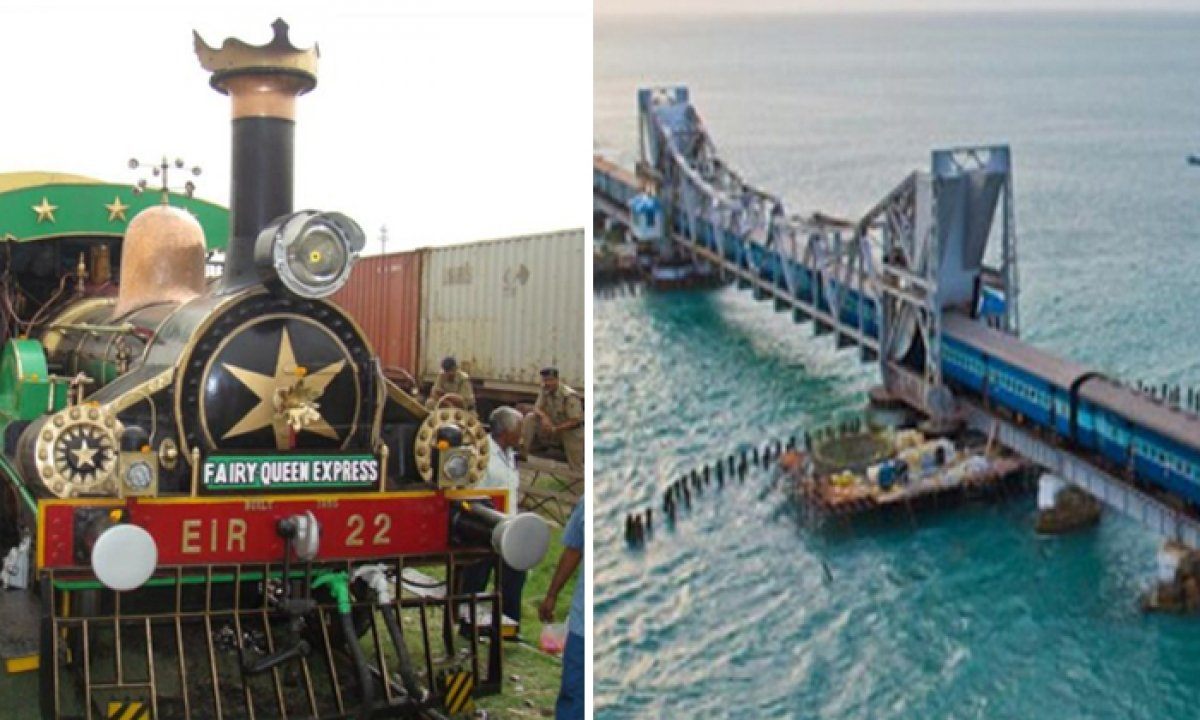 11 Amazing Facts You Would Love To Know About Indian Railways-TeluguStop.com