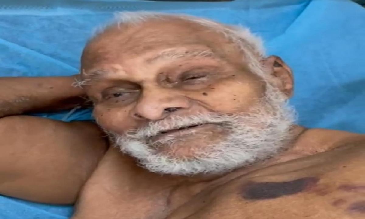 110-year-old Man Beats Covid In Hyderabad-TeluguStop.com