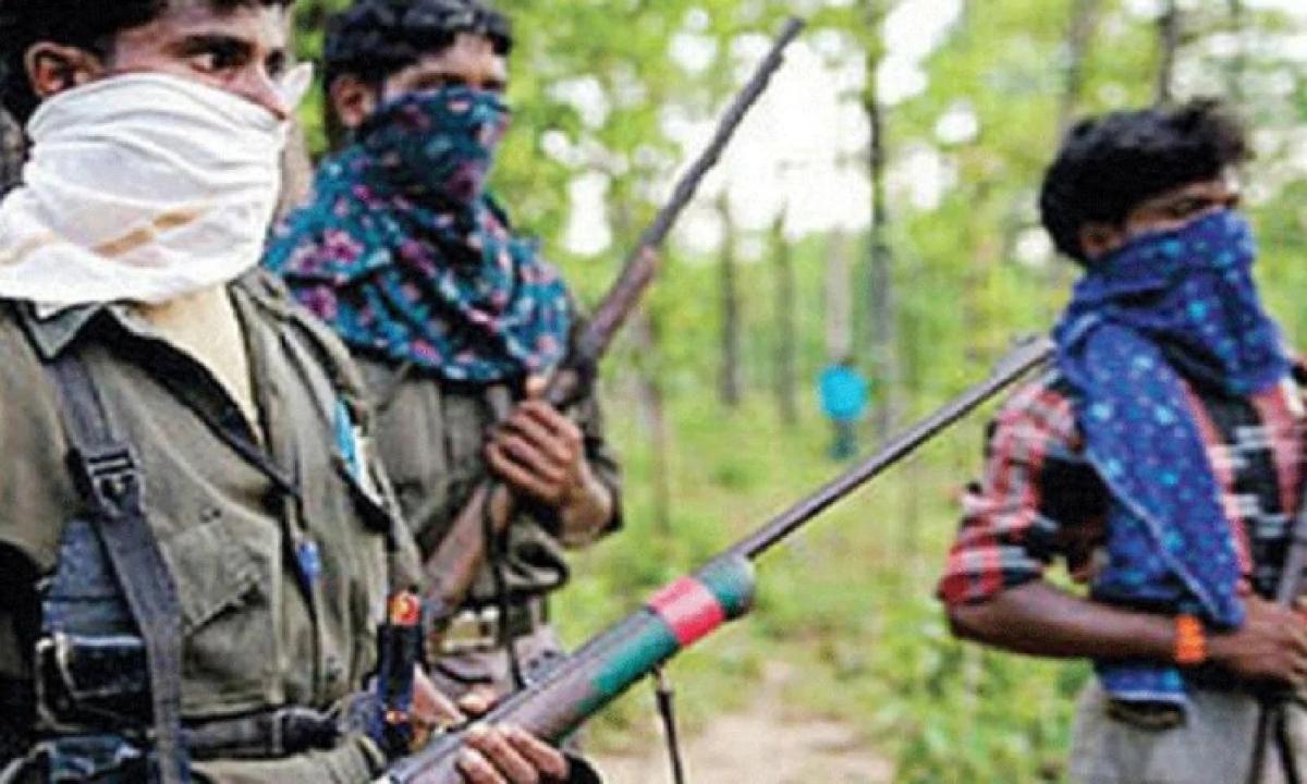 19 Maoists Surrendered To Telangana Police Force-Latest News English-Telugu Tollywood Photo Image-TeluguStop.com