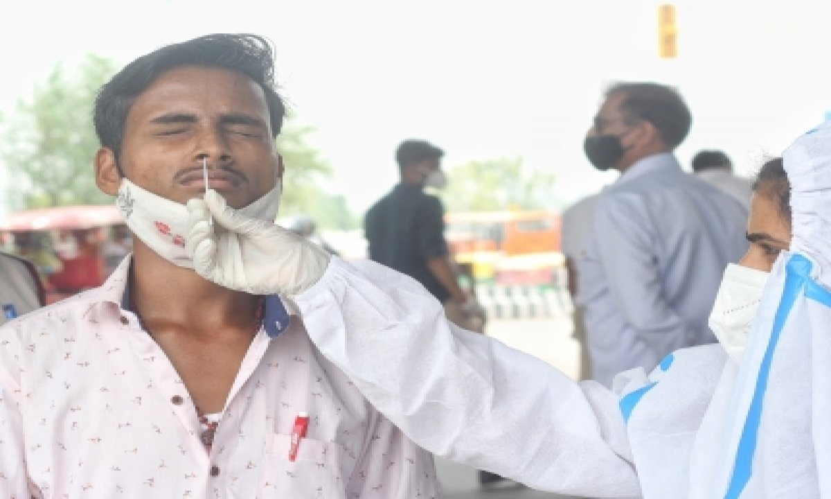 194 Active Covid Cases Remain In Up-TeluguStop.com