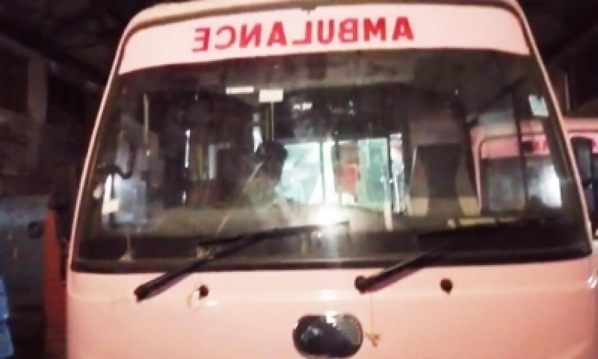 2 Covid Patients Die As Telangana Police Turn Back Andhra Ambulances-TeluguStop.com