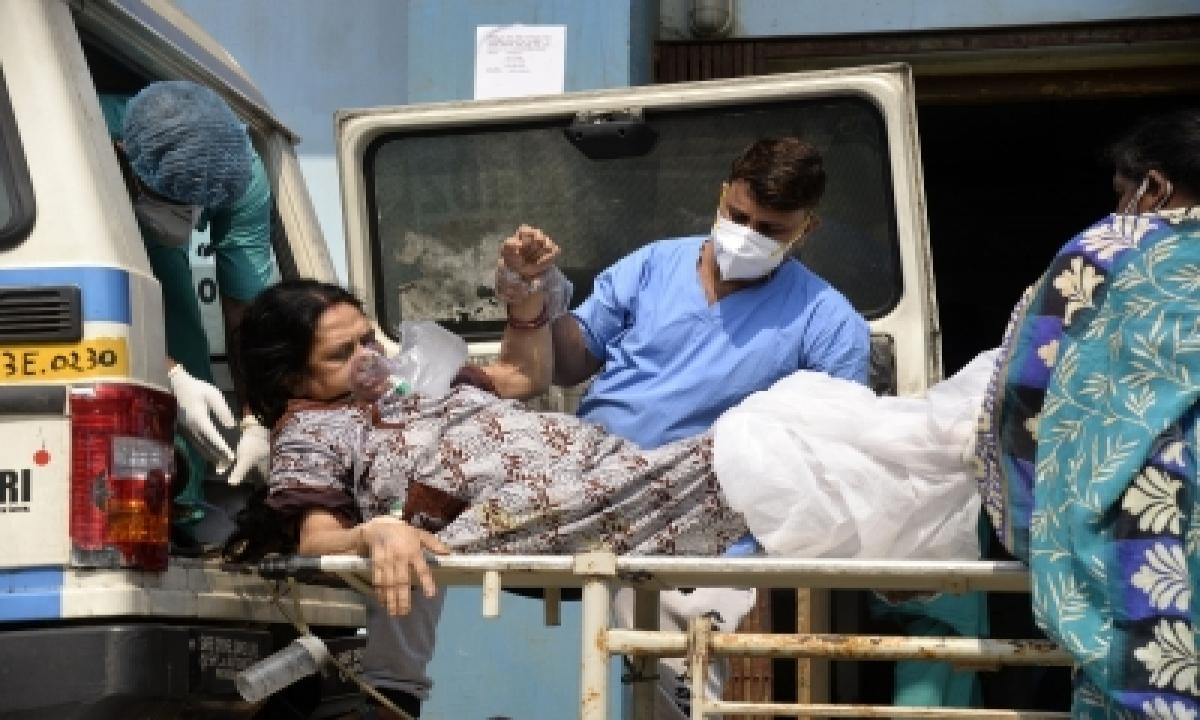 33 Air Ambulances Land In Hyderabad In 15 Days, Says T'gana Govt-TeluguStop.com