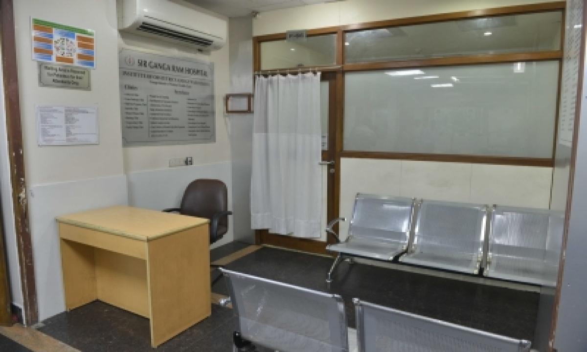 37 Doctors At Ganga Ram Hospital Test Covid Positive-TeluguStop.com