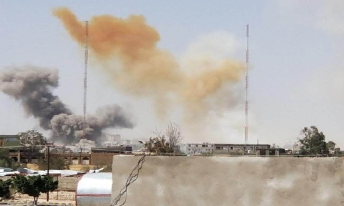 43 Houthis Killed In Saudi-led Airstrikes-TeluguStop.com