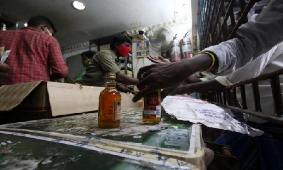 5 Booked Under Liquor Prohibition Law In Bihar's Supaul-TeluguStop.com