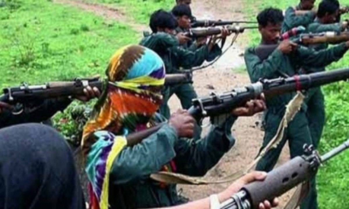 6 Maoists Gunned Down In Andhra Operation (ld)-TeluguStop.com