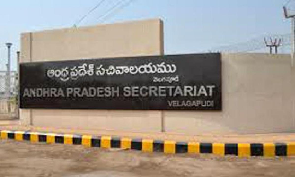 60 Employees In Ap Secretariat Tests Corona Positive !!-TeluguStop.com