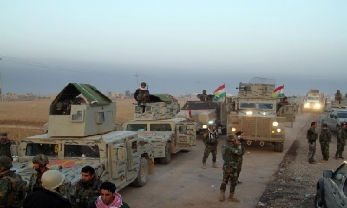60 Is Militants Killed In Iraq Airstrikes-TeluguStop.com
