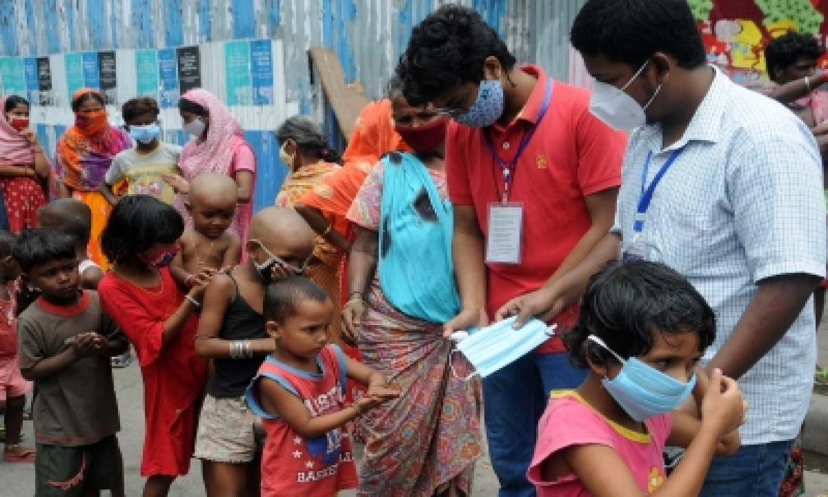 645 Children Orphaned Due To Covid Pandemic In One Year-TeluguStop.com