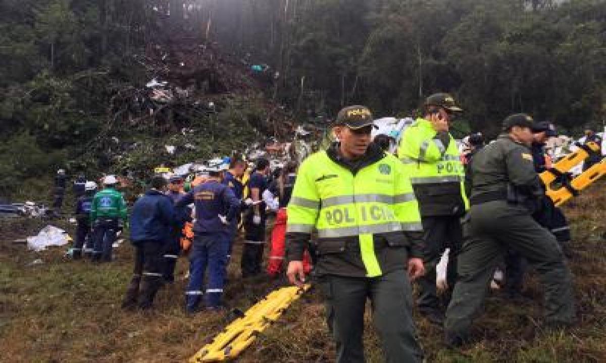 7 Die In Plane Crash In Of Brazil-TeluguStop.com