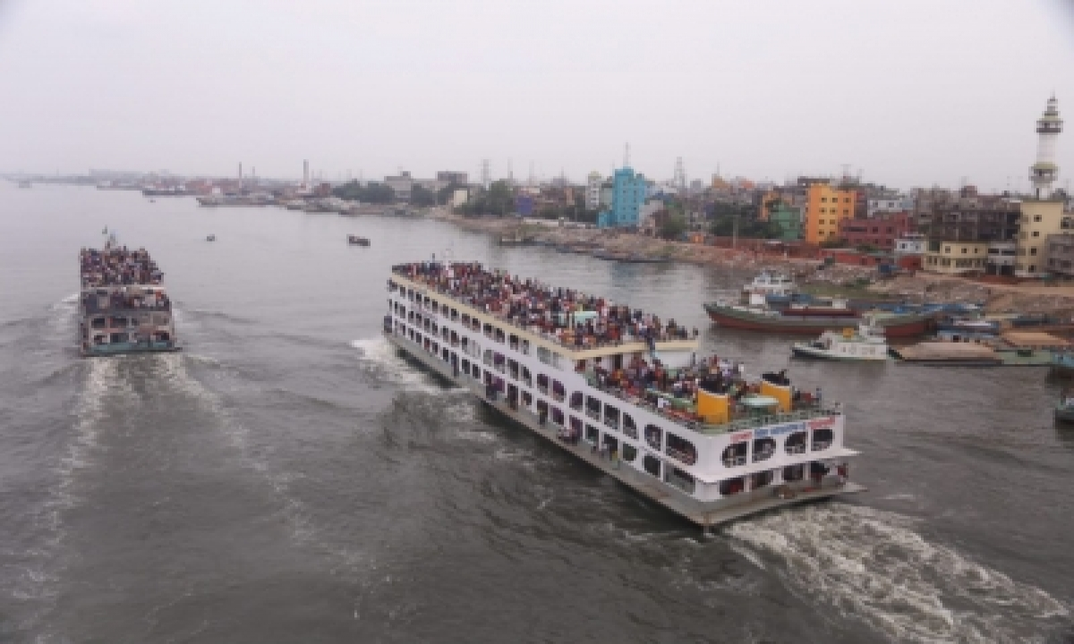 70 Missing In Bangladesh's Narayanganj After Launch Capsizes-TeluguStop.com