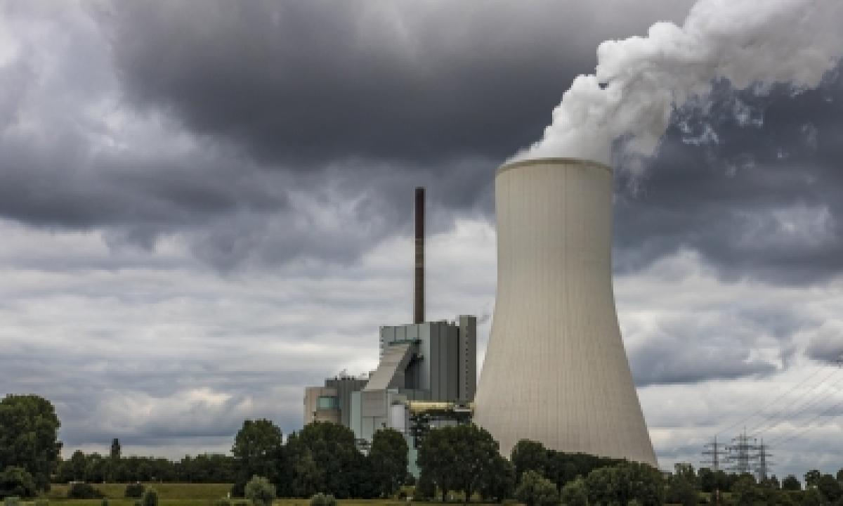 76% Fall In Proposed Coal Power Since Paris Pact: Report-TeluguStop.com
