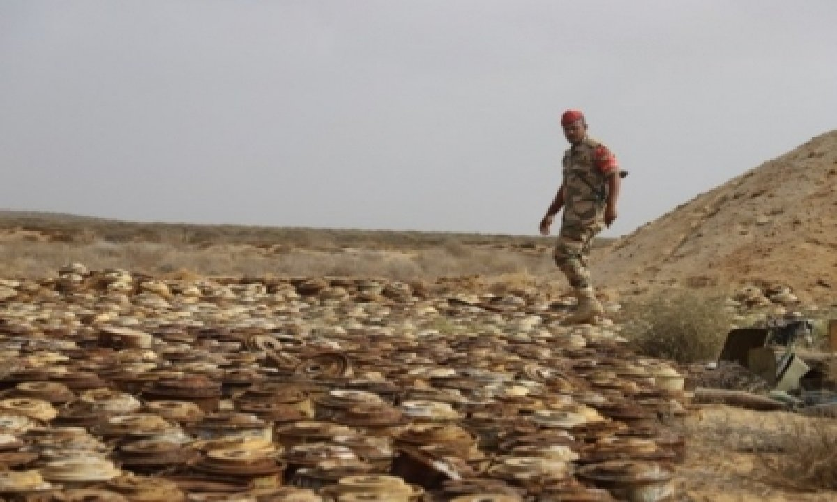 8,000 Killed By Landmines In Yemen's Civil War-TeluguStop.com