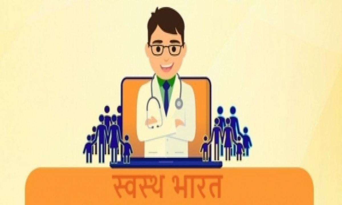 90k Patients Use 'esanjeevani' Telemedicine Service Daily-TeluguStop.com