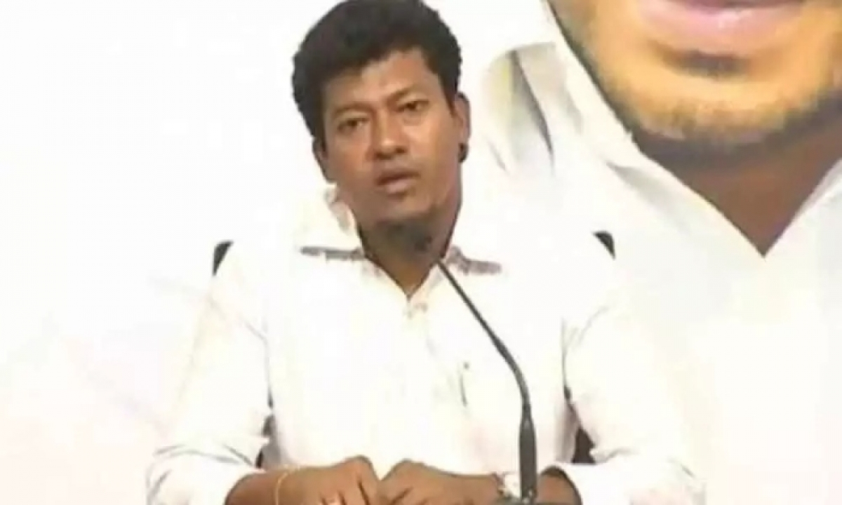 A Case Has Been Registered On Ap Minister Seediri Appalaraju-TeluguStop.com