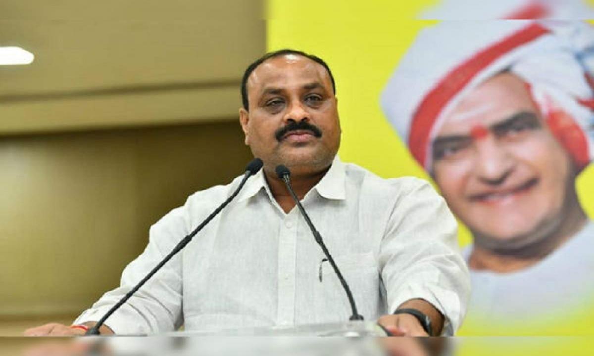 AP Assembly Privilege Committee Issues Notices To Kinjarapu Atchannaidu-Latest News - Telugu-Telugu Tollywood Photo Image-TeluguStop.com