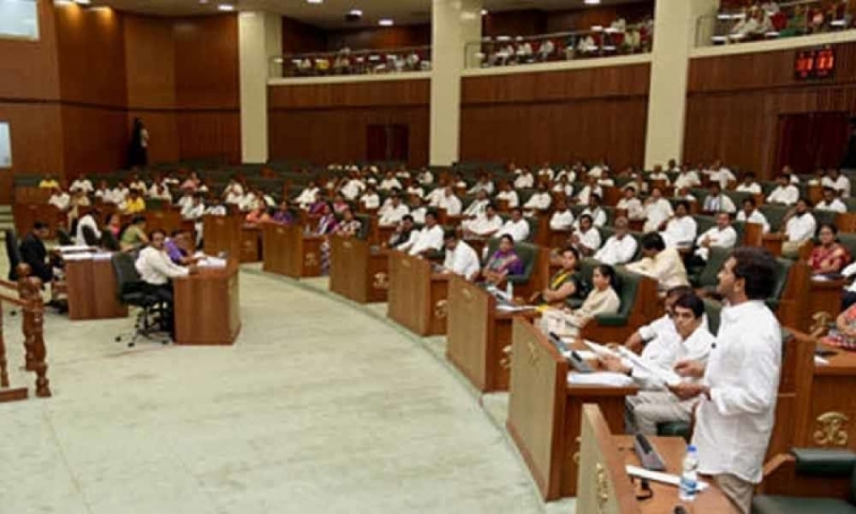 Ap Assembly Sessions To Begin On May 21, 2021-TeluguStop.com
