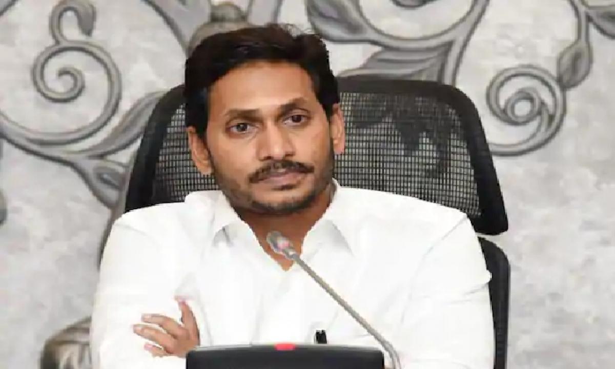 CM Jagan Issued Key Directives To Authorities For Curbing The Corona -Latest News English-Telugu Tollywood Photo Image-TeluguStop.com