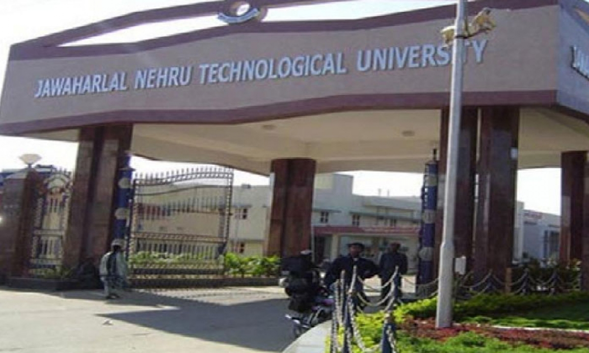 Ap Eapcet Committee Orders Jntu Officials To Complete Affiliation Process By Sep 25-TeluguStop.com