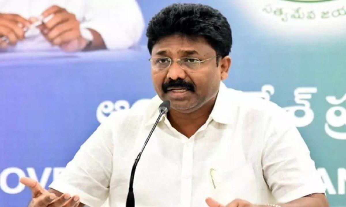 Ssc Board And Inter Examinations Will Be Held As Per The Schedule, Says Ap Education Minister-TeluguStop.com
