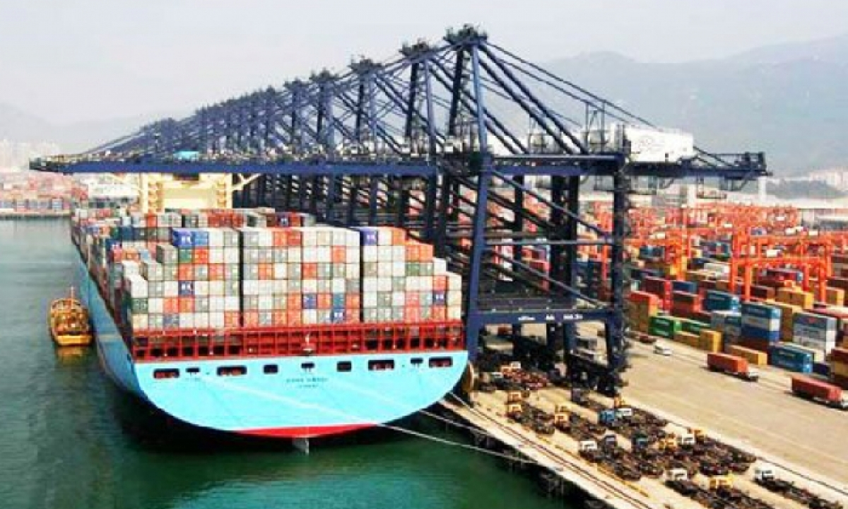 Ap Govt Aims To Ship 450 Mmt Of Cargo Through Ports-TeluguStop.com