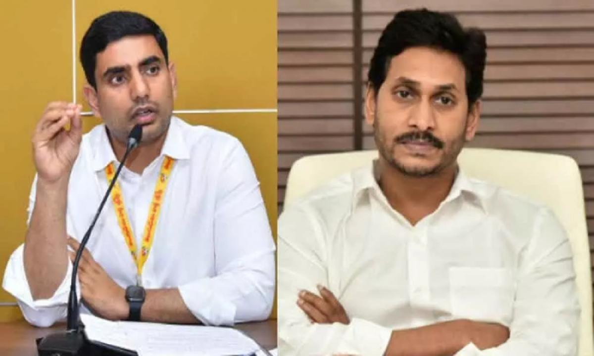AP Tops The Indian Petrol League Table In South India, Lokesh Criticizes Jagan-Latest News English-Telugu Tollywood Photo Image-TeluguStop.com