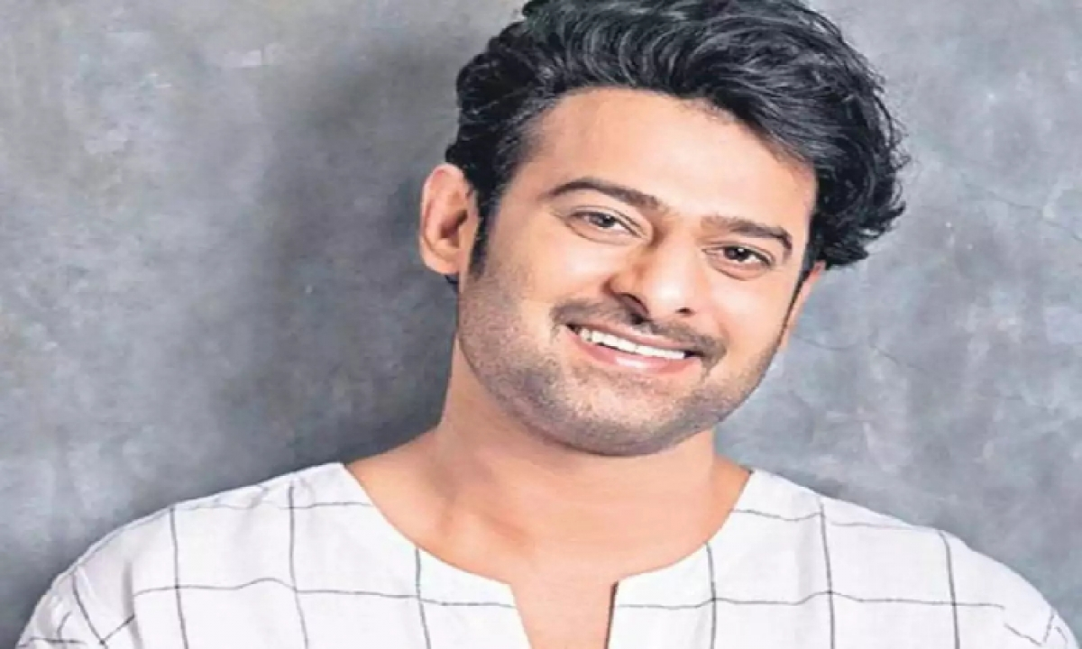 Prabhas Latest And Rare Pic Is Going Viral… Take A Look !!-TeluguStop.com