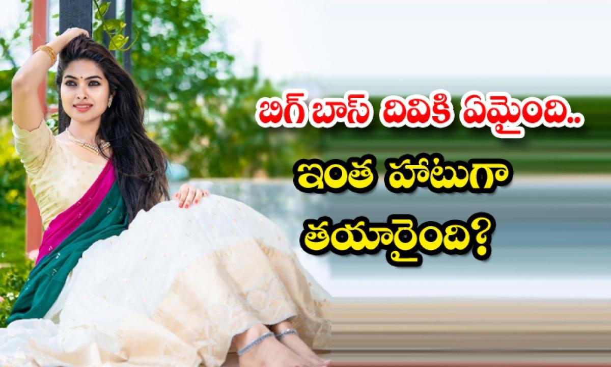 Divi Vadthya Saree Pics Goes Viral-బిగ్ బాస్ దివికి ఏమైంది.. ఇంత హాటుగా తయారైంది-Latest News - Telugu-Telugu Tollywood Photo Image-TeluguStop.com