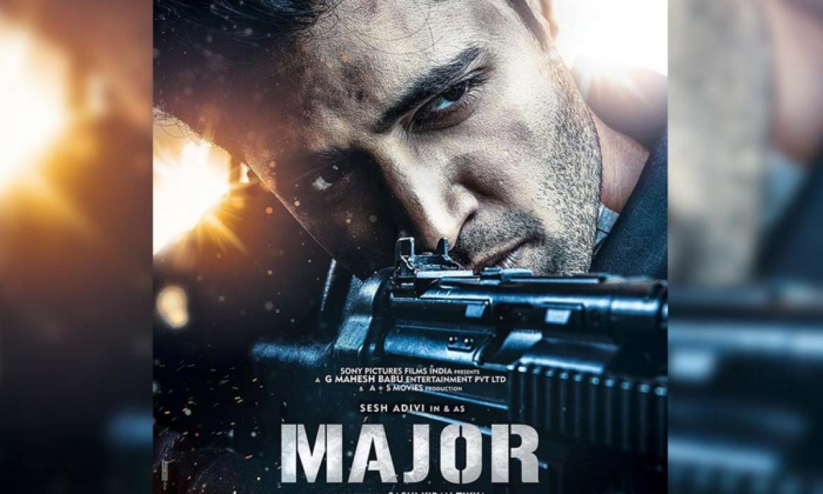 Teaser Talk: 'major' Shows Adivi Sesh At His Best-TeluguStop.com