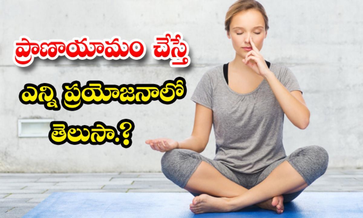 Health Benefits Of Pranamayam Asana-TeluguStop.com