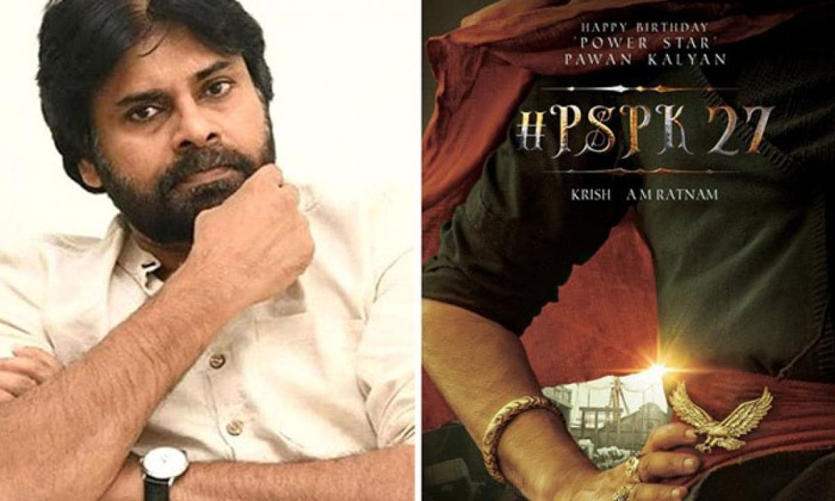 Director Krish Joins Instagram & Shares About #PSPK27-Latest News English-Telugu Tollywood Photo Image-TeluguStop.com
