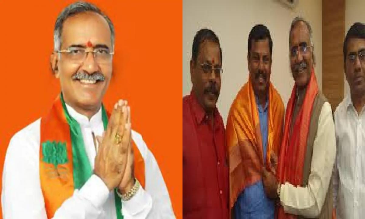 Telangana Bjp Leader Bhawarlal Varma Died !!-TeluguStop.com