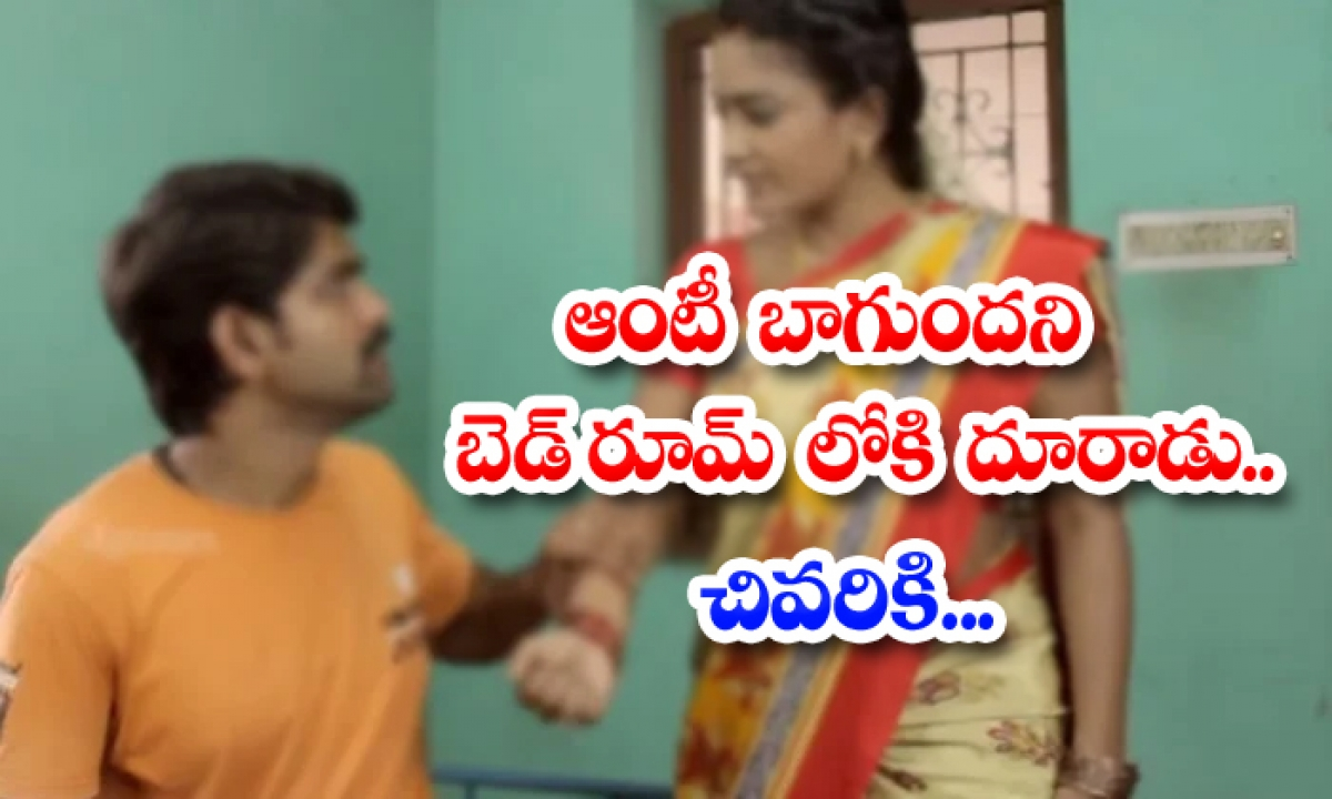Men Try To Harassment On 56 Years Old Women In Bangalore-TeluguStop.com