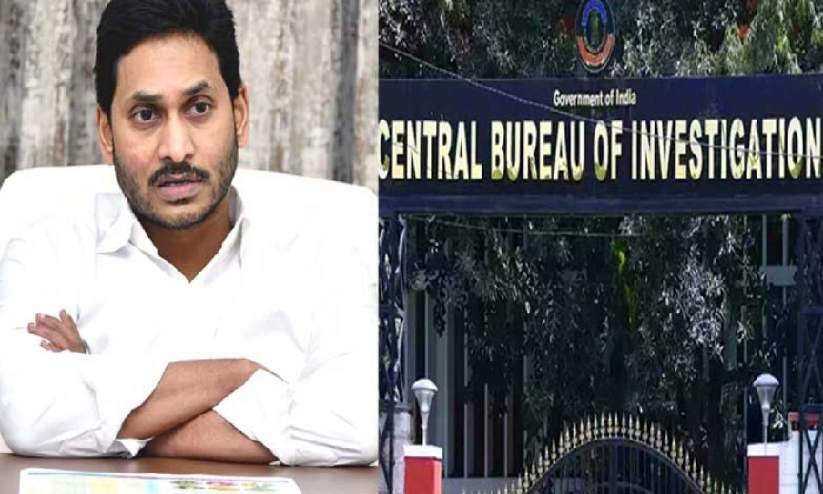 Cbi Court Orders Ap Cm Jagan To Frame His Response-TeluguStop.com