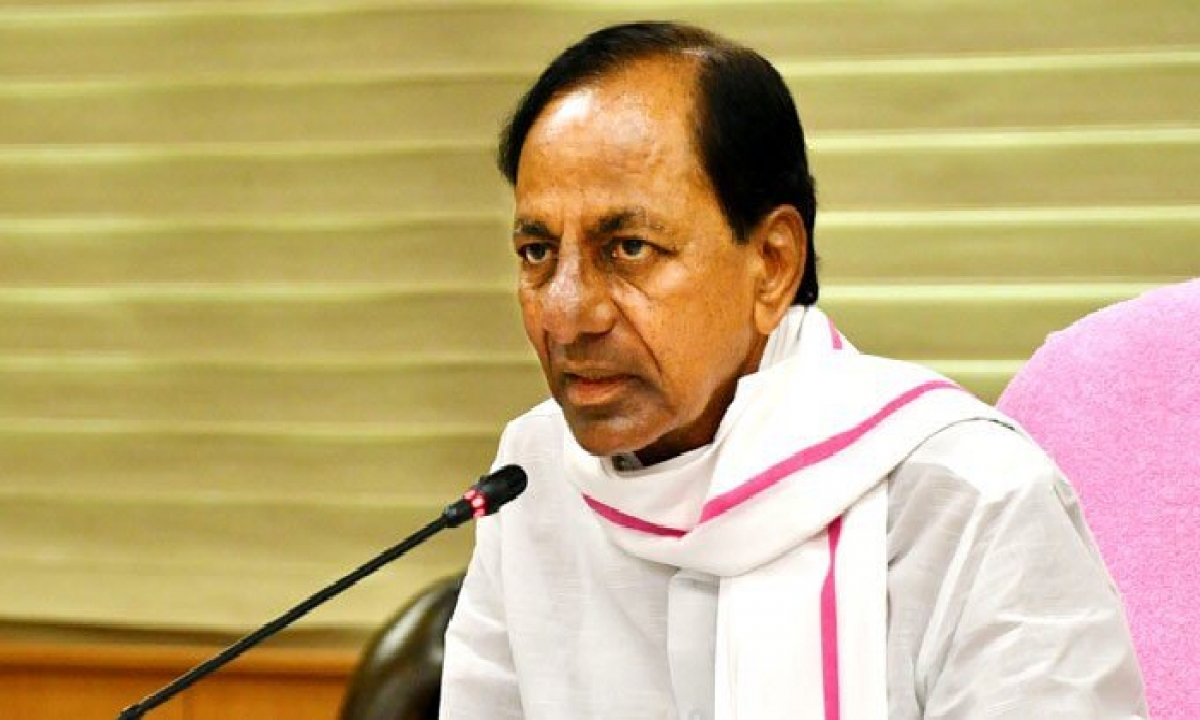 Telangana CM KCR Greets Muslims -Latest News English-Telugu Tollywood Photo Image-TeluguStop.com
