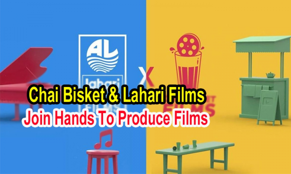 Chai Bisket & Lahari Films Join Hands To Produce Films-TeluguStop.com
