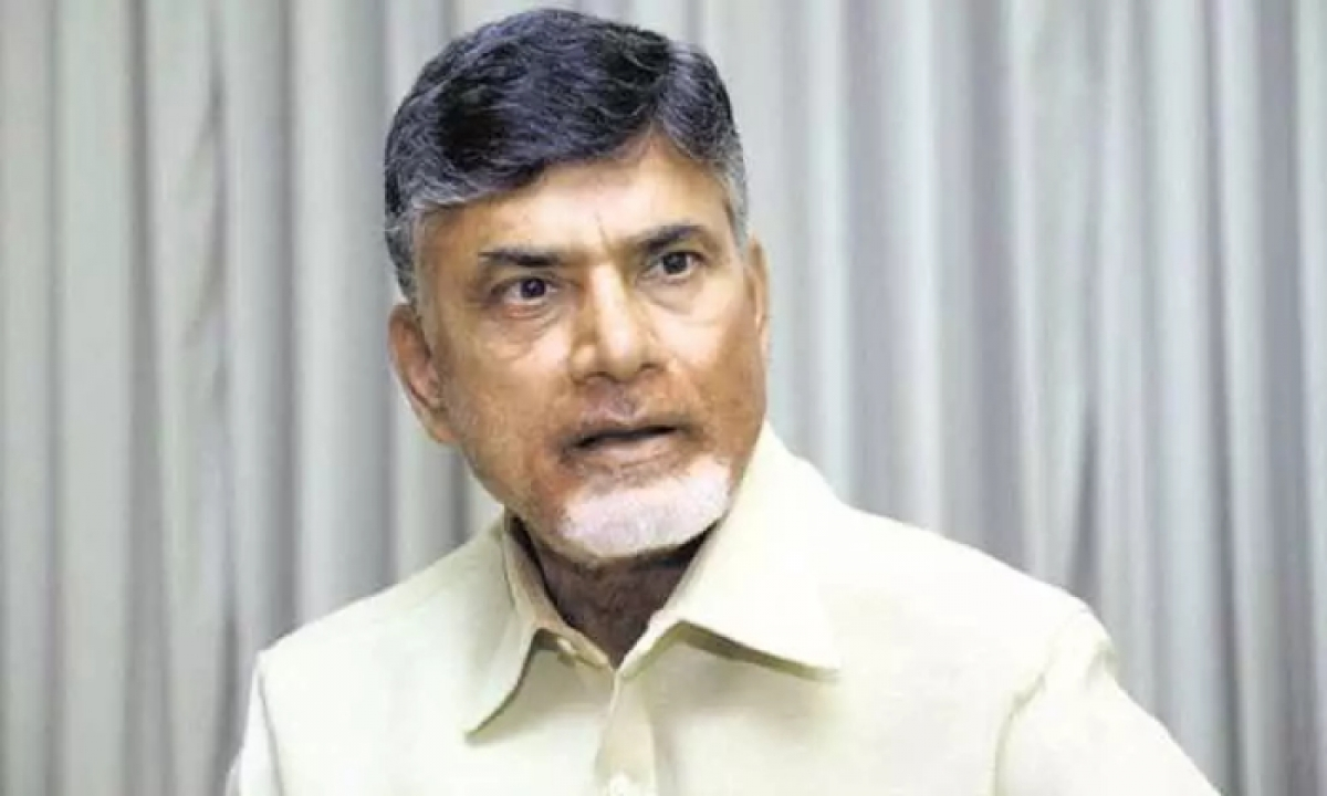 Dig Confirms That 'no Evidence Was Found' Related To Stone-pelting Attack On Chandrababu!!-TeluguStop.com