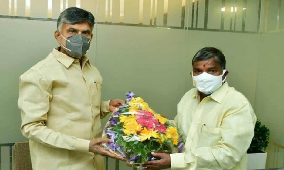 Chandrababu Appoints Bakkani Narasimhulu As TTDP President-Latest News - Telugu-Telugu Tollywood Photo Image-TeluguStop.com