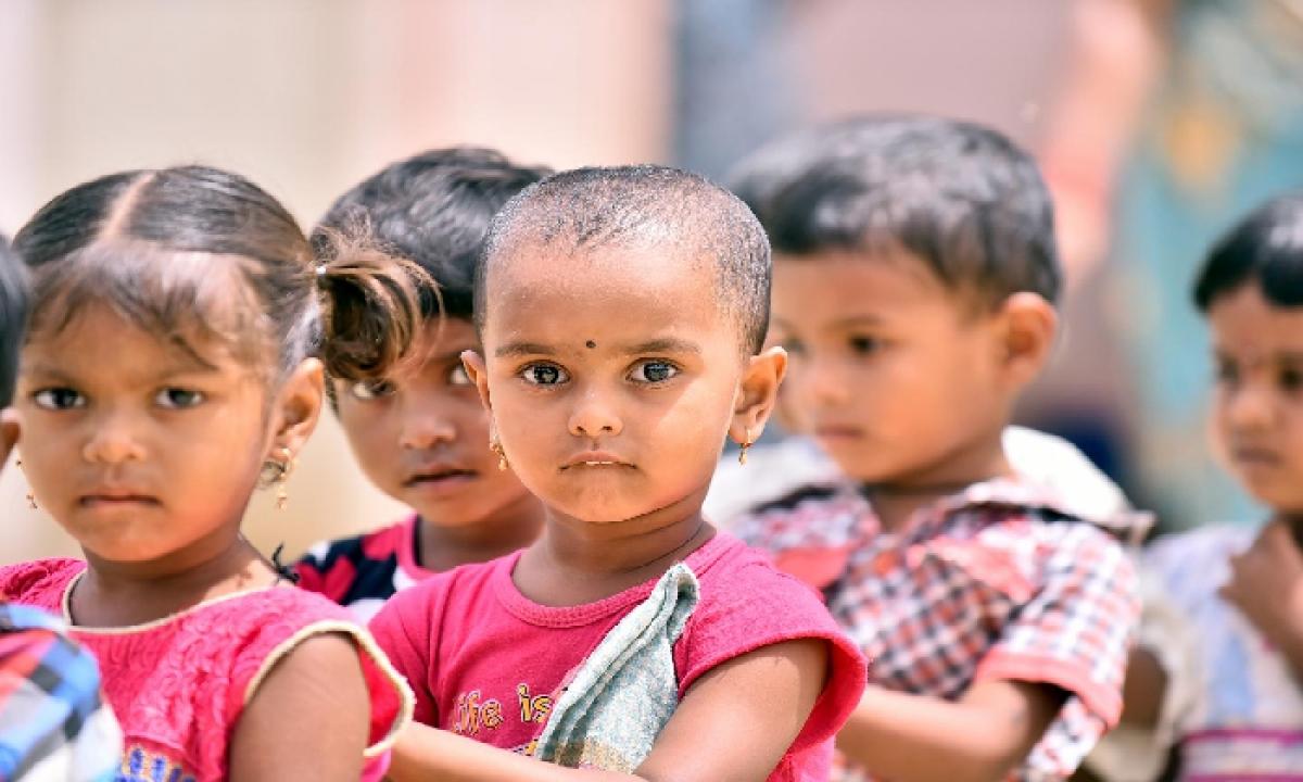 Rehabilitation Centers For Orphaned Children Due To Corona In Ap-TeluguStop.com