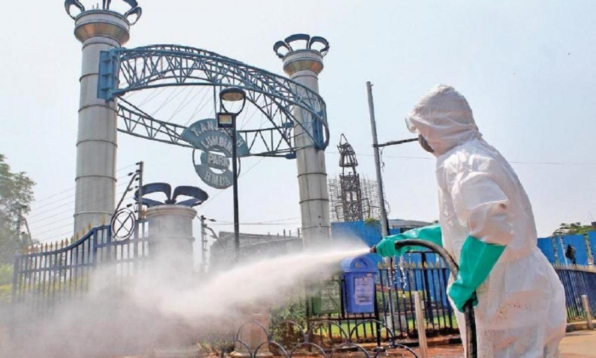 Corona Cases Are On The Rise In Telangana-Latest News English-Telugu Tollywood Photo Image-TeluguStop.com
