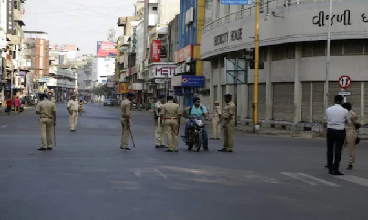 Morning Curfew Starts From May 5 Th In Ap !!-TeluguStop.com