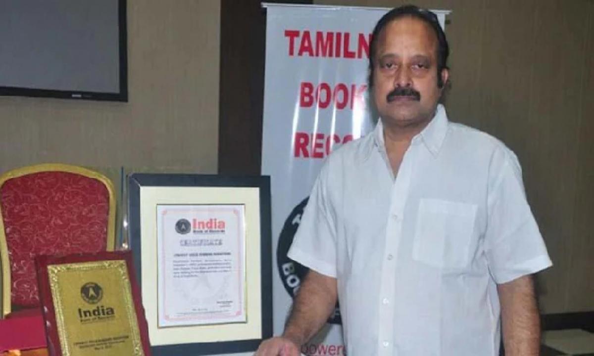 Dubbing Artist Ghantasala Ratnakumar Passed Away Due To Cardiac Arrest-TeluguStop.com