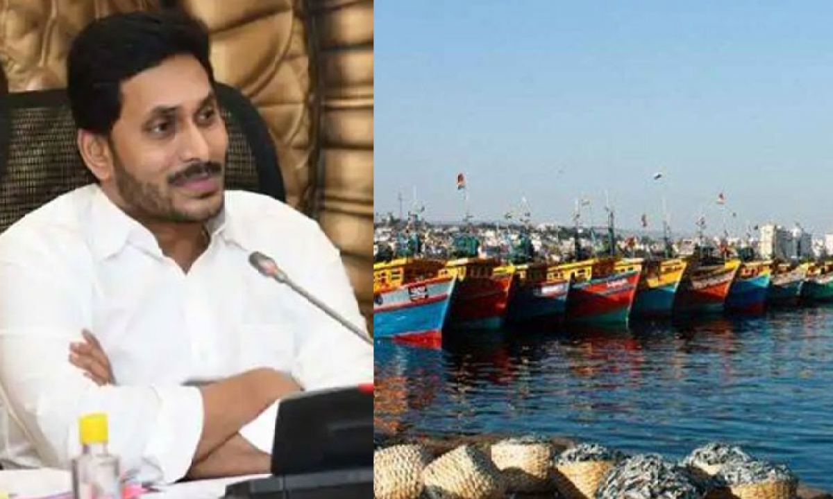 Fishing Ban Will Be For 61 Days This Year In Ap !!-TeluguStop.com