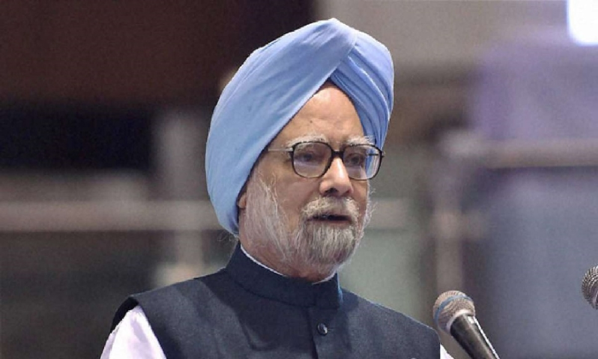 Former Pm Manmohan Singh Admitted To Delhi Aiims After Health Deteriorates-TeluguStop.com