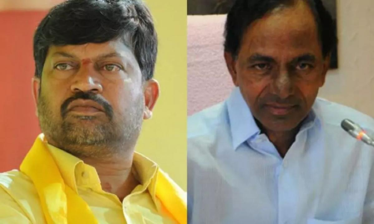 Former TTDP President L Ramana To Join TRS On July 16-Latest News - Telugu-Telugu Tollywood Photo Image-TeluguStop.com