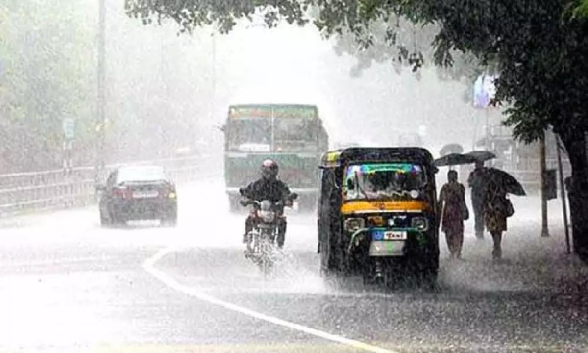 Heavy Rains To Lash Out Coastal Districts Of AP For Next 48 Hours-Latest News - Telugu-Telugu Tollywood Photo Image-TeluguStop.com